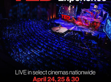 """TED 17 """"The Future You"""" Highlights review"""