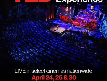 "TED 17 ""The Future You"" Highlights review"