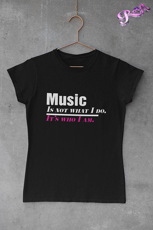 Women's Music is not what I do, it's who I am