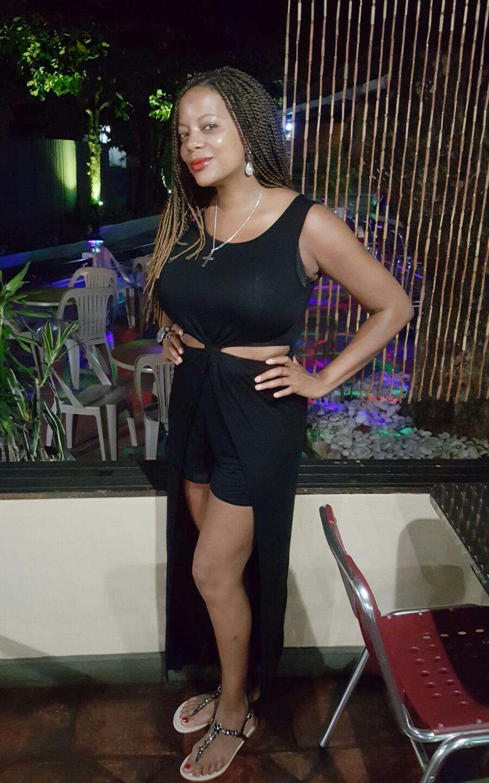 Rochelle at Mongoose Restaurant