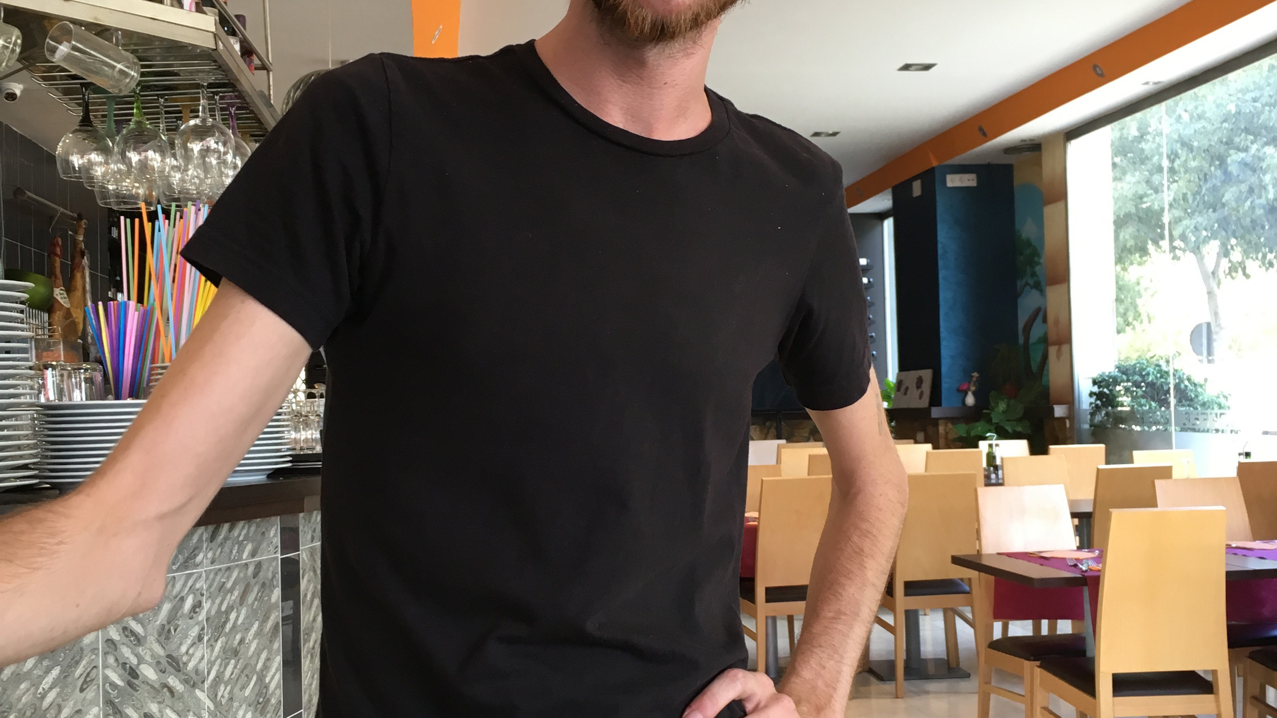 Liverpool waiter - awesome guy