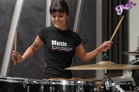 Music is not what I do girl ad.jpg