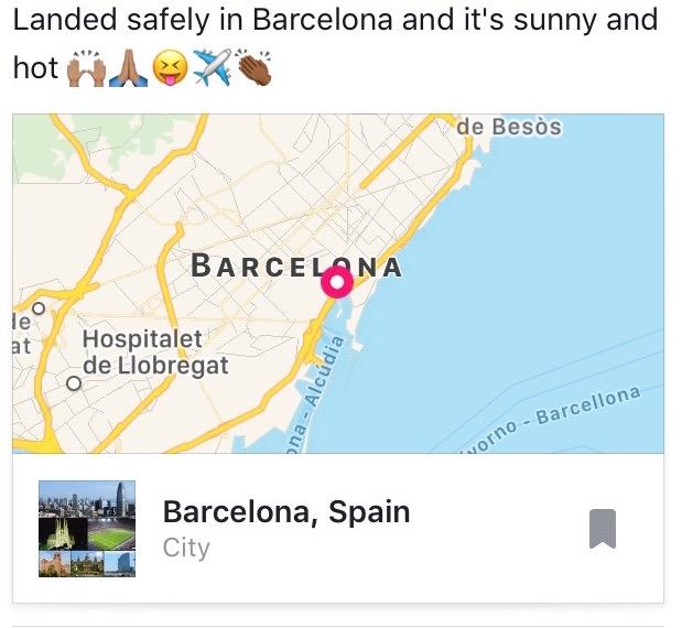 Visiting Barca
