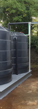Rain & Process Water Recovery