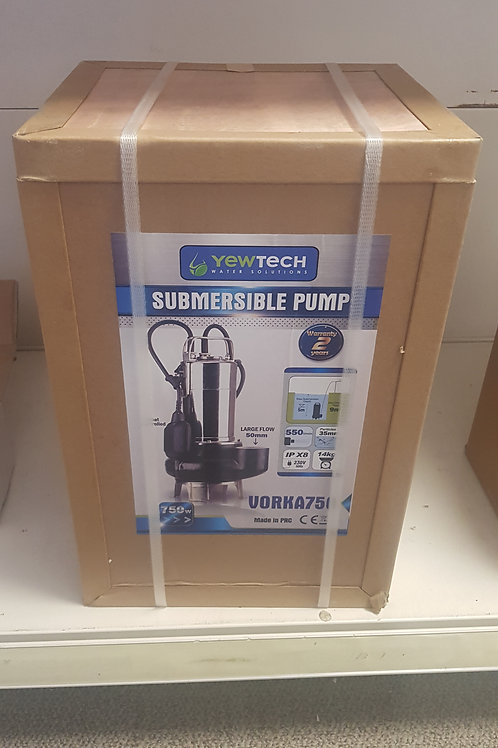 SUBMERSIBLE PUMP VORKA750