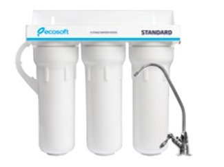 3 Stage drinking water filter with softening - Drinking Water Filters