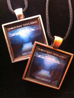 CD Cover Necklaces