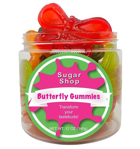 Gummy Butterfly's
