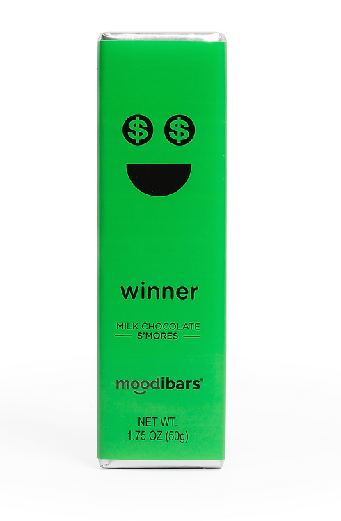 "Moodi Bar: Milk Chocolate S'mores ""Winner"""