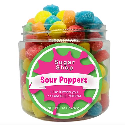 Sour Popper Gummy's