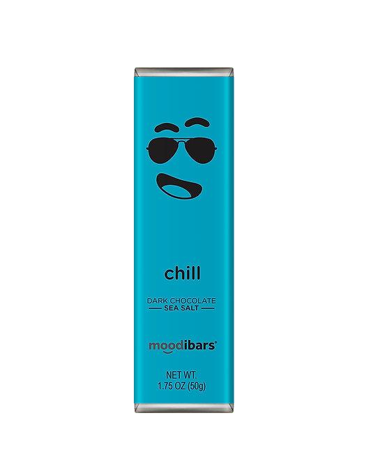"Moodi Bar: Dark Chocolate Sea Salt ""Chill"""