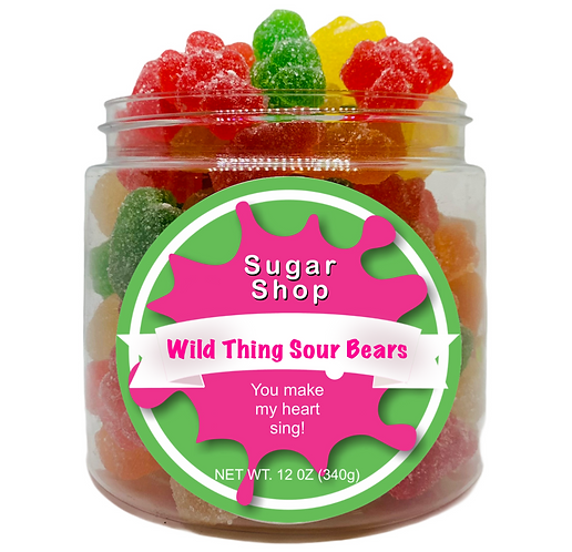 Wild Thing Sour Bears