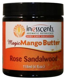 Inesscents Rose Sandalwood Magic Mango Butter