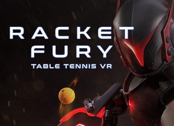 RACKET FURY: TABLE TENNIS