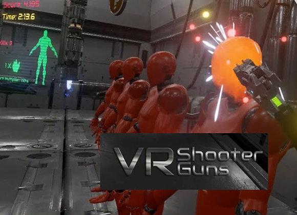 VR SHOOTER GUNS