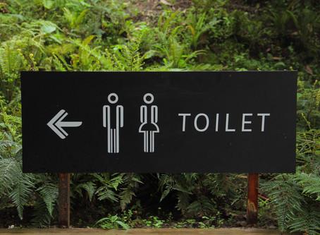 Toileting Terror!