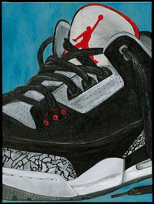 Black Cement 3s (2020)