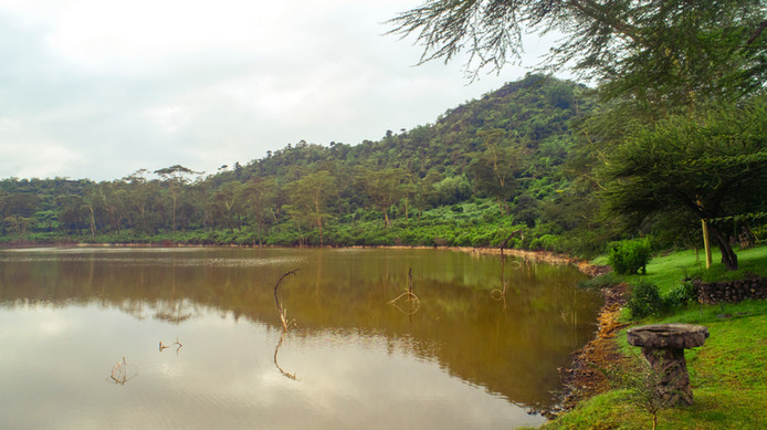 Lake view 3