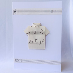Father's Day - musical bars
