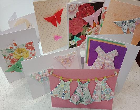 Greeting Cards - Mixed Bundle of Ten