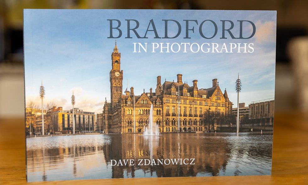Bradford In Photographs (Pre Order) + Signed