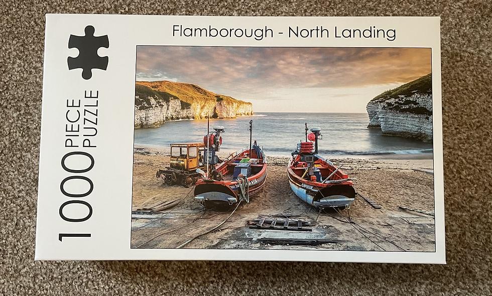 Jigsaw - Flamborough north landing