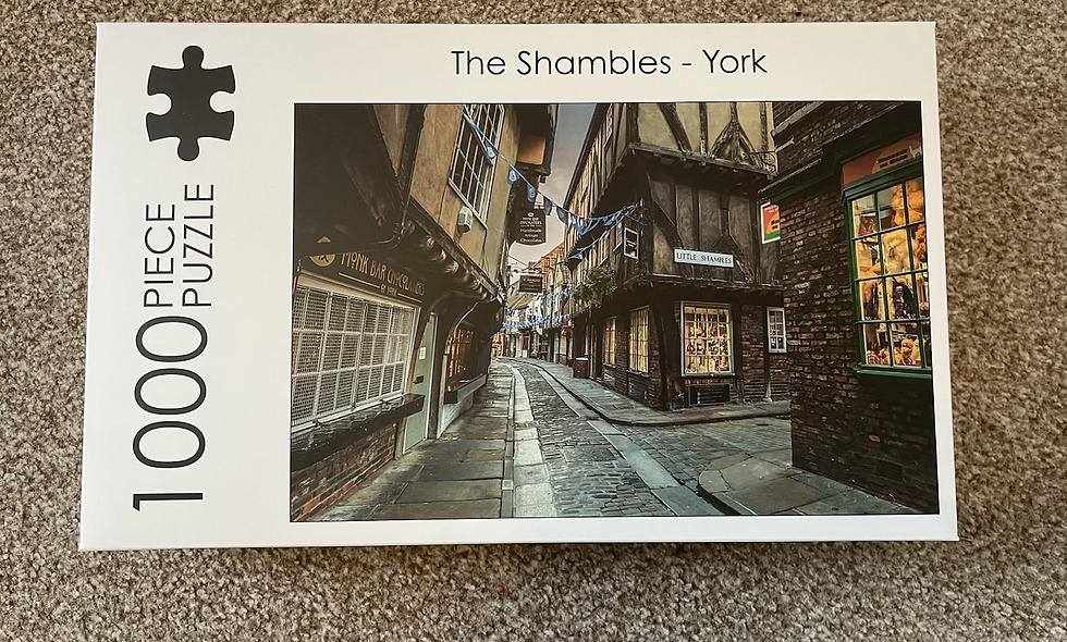 Jigsaw - The Shambles - York