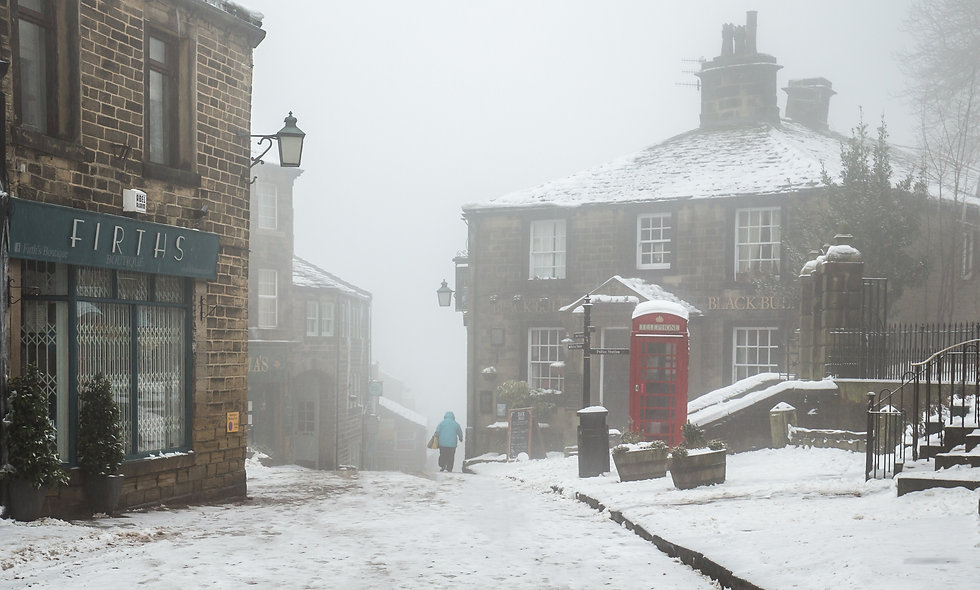 December in Haworth