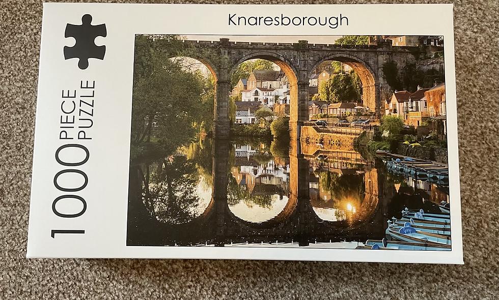 Jigsaw - Knaresborough