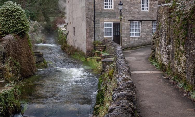 Castleton Derbyshire.