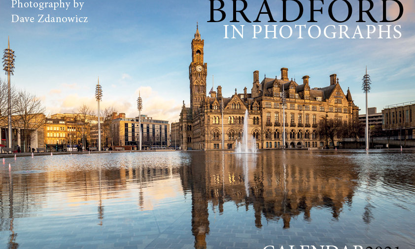 Bradford In Photographs Book + Calendar deal - PREORDER