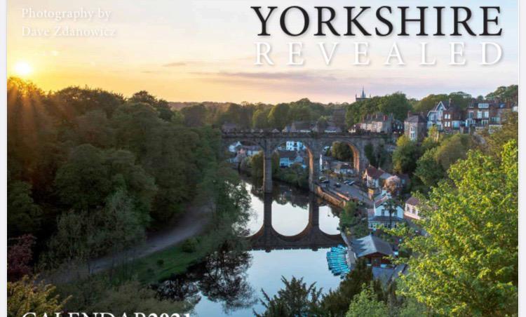 Yorkshire revealed calendar 2021 - pre order