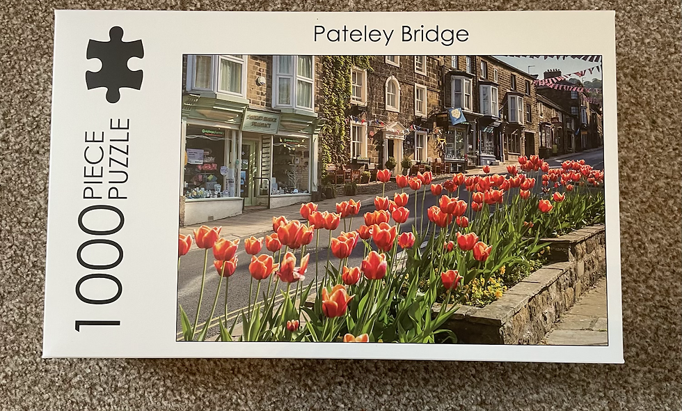 Jigsaw - Pateley Bridge