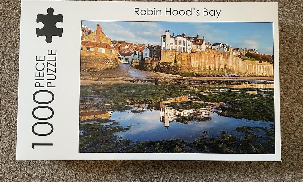 Jigsaw - Robin Hood's Bay