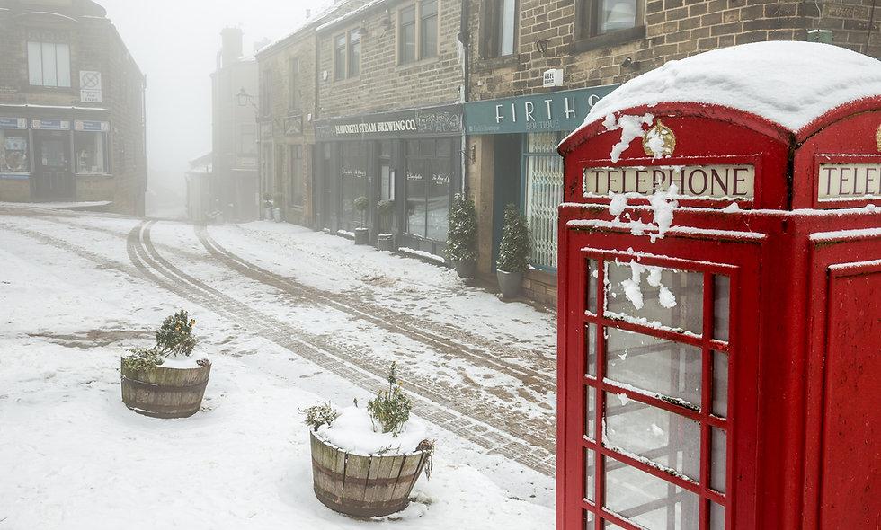 Snowy Haworth