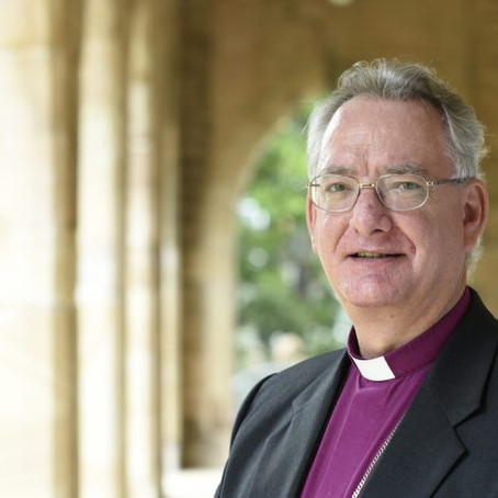 Archbishop Phillip Aspinall's reflection   Shalom: the heart of peacemaking.