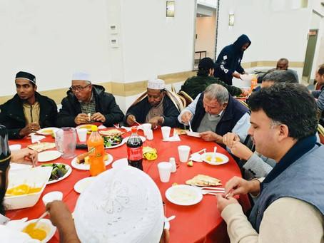 2019 Ramadan Iftar Dinners
