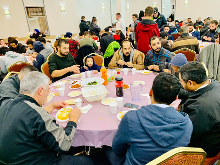 Final Iftar for 2019 Ramadhan