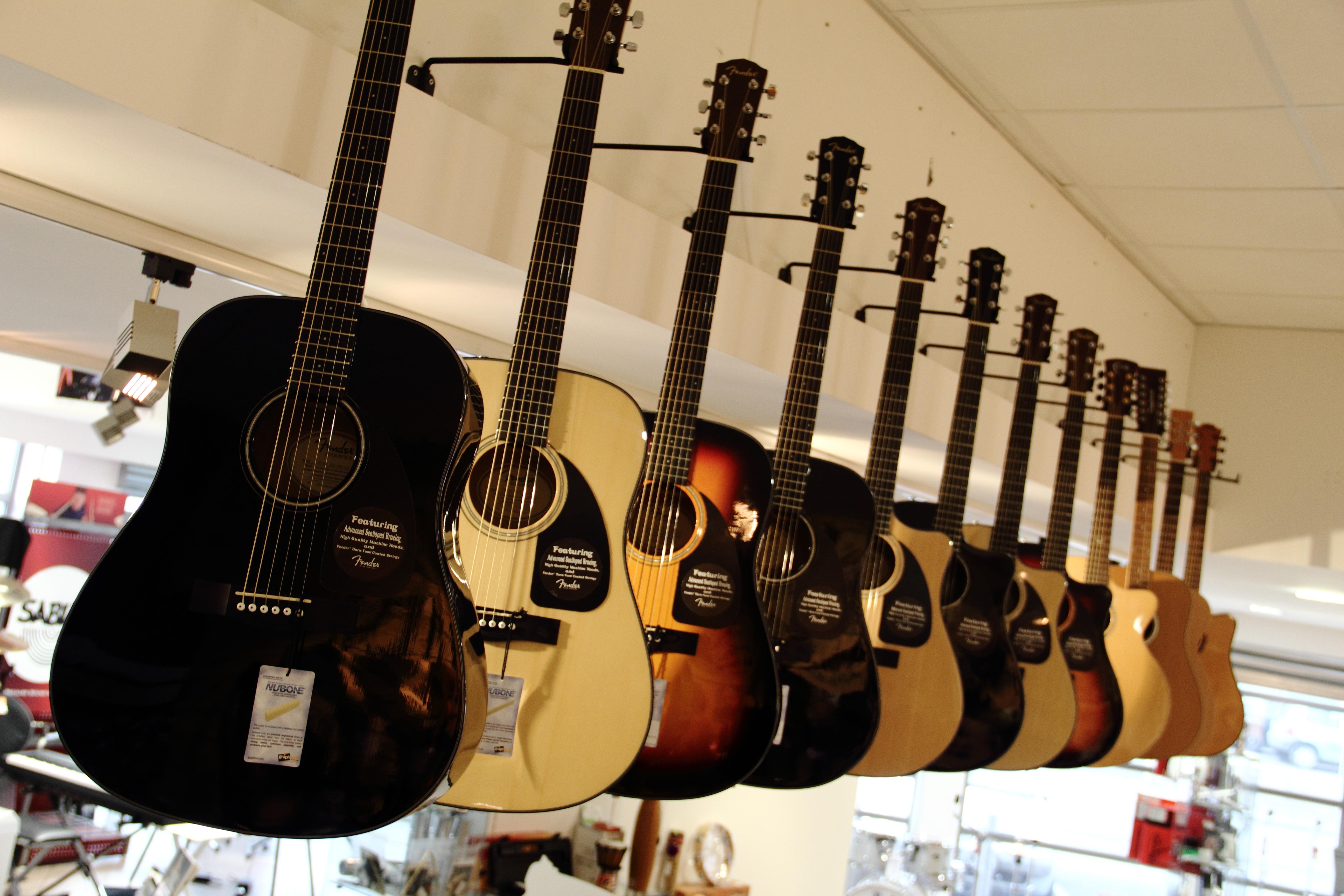 Fender Acoust