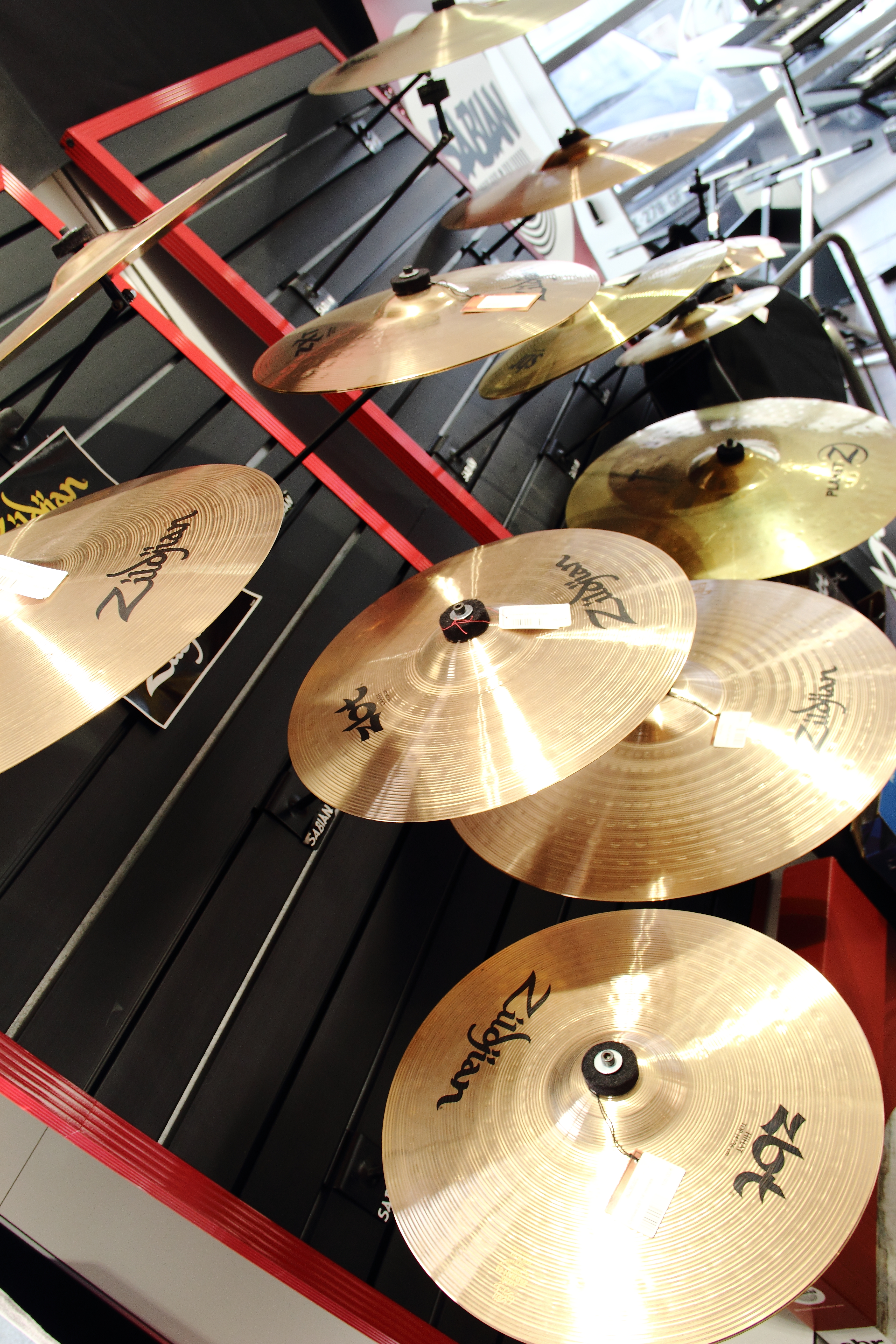 Cymbales