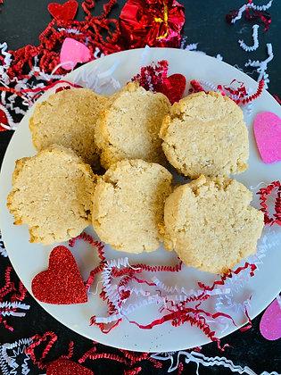 Lemon Coconut Cookie