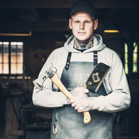 Perfekt zugeschnitten: Wildhaus-Messer von Matthias Neumann