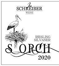 Ivo Schreiber Weine_Storch_Riesling Silv