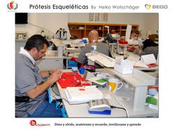 Prótesis esqueléticas Bego Iberia