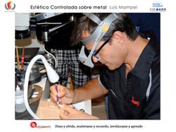 Luis Mampel Estética controlada