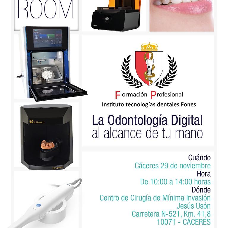 Show Room La Odontología Digital al alcance de tu mano