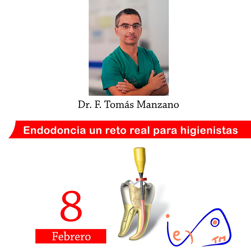 Endodoncia un reto real para higienistas