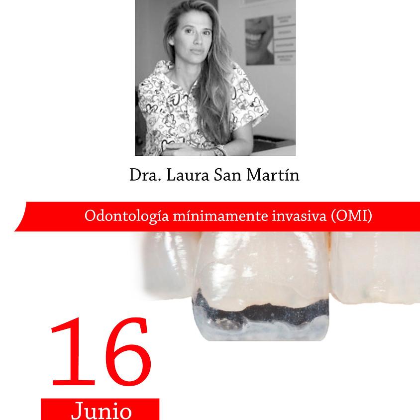 Odontología mínimamente invasiva (OMI)