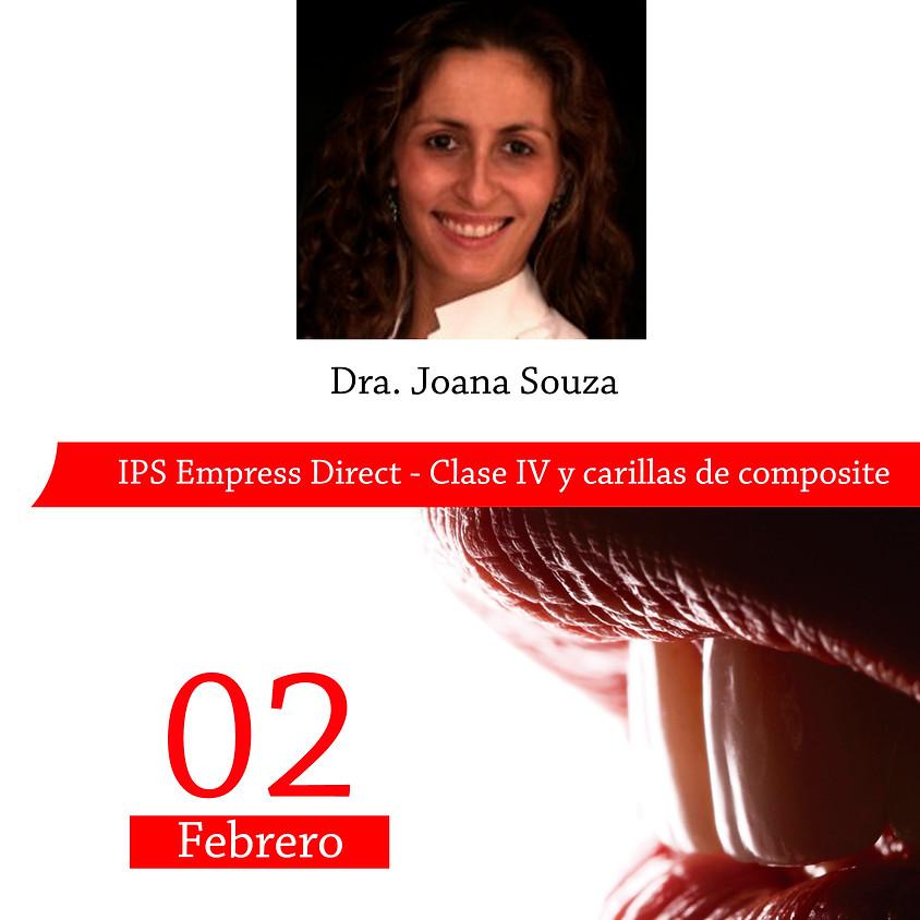 IPS Empress Direct-Clase IV y carillas de composite