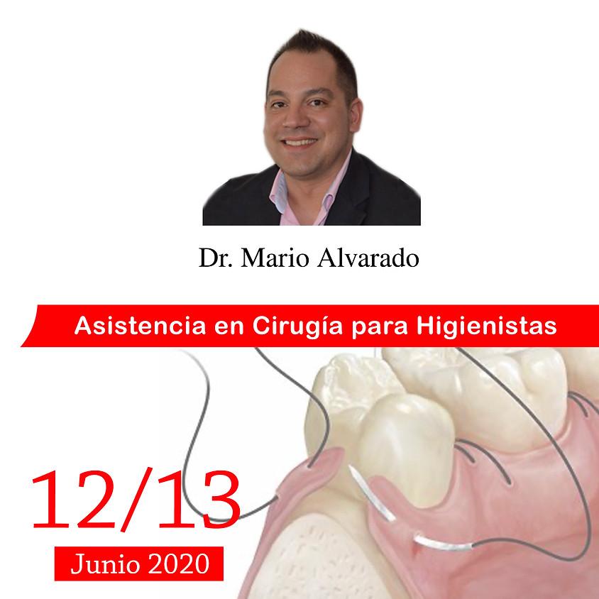 Asistencia en cirugía dental para Higienistas